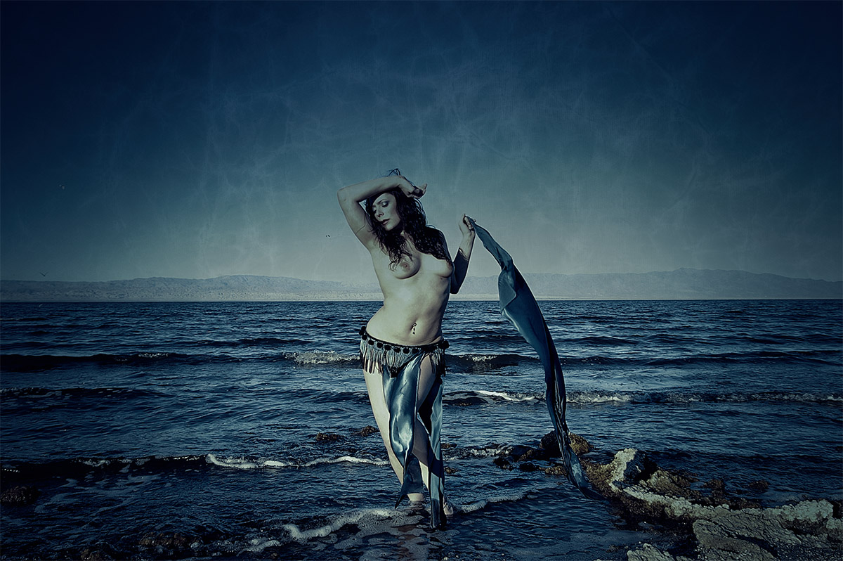 Woman of the Sea 1200x