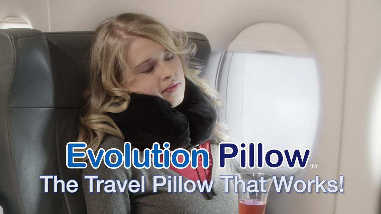 Evolution Pillow