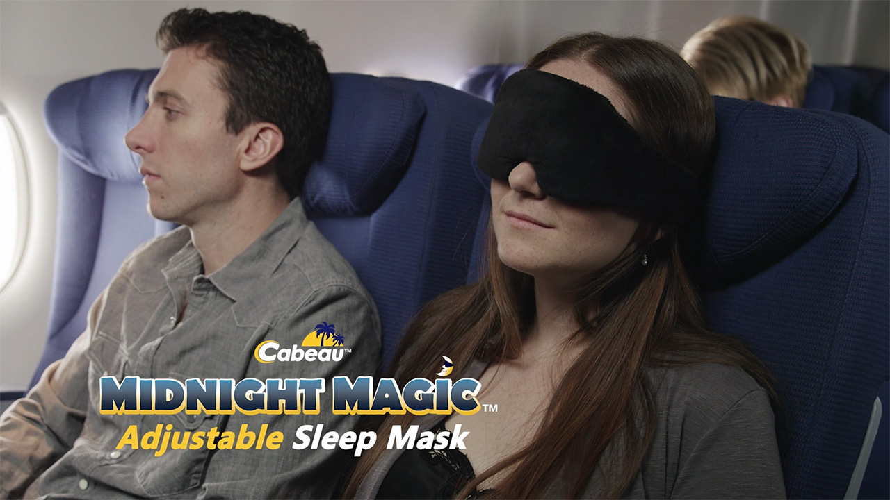 Midnight Magic Sleep Mask