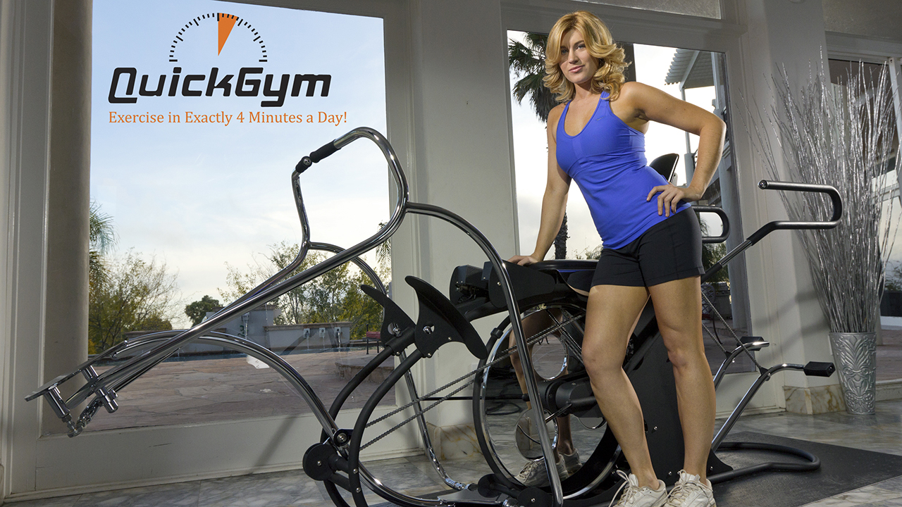 Promo – Exercise Machine