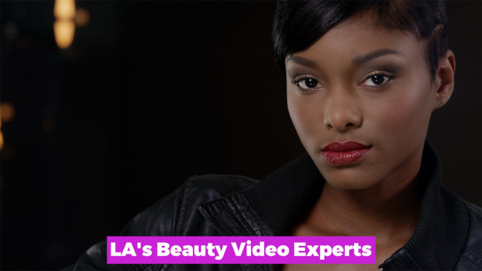 Top beauty and makeup videographer Greg McDonald in Los Angeles