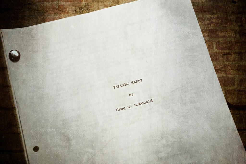 feature screenplay Killing Happy
